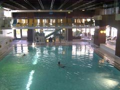 Kaiser Therme in Bad Ischl (オーストリア)